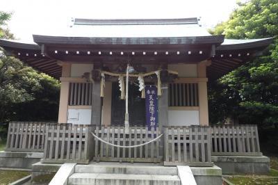 野庭神明社(横浜市港南区野庭町)