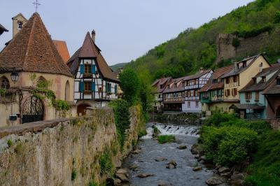 ドイツ・フランスの美しい街めぐり Ⅰ
