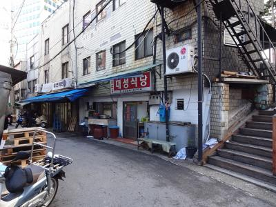 2018韓国半周バスの旅 ソウル・近郊