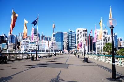 ゴーストタウンのシドニーの街をステイケーションで振り返る (10 weeks after lockdown in Sydney)