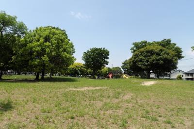四ツ切公園(横浜市港南区港南台2)