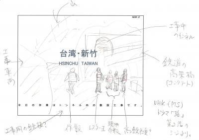 台北旅行延期→NHKドラマで現地の風景と現地の言葉を楽しみました