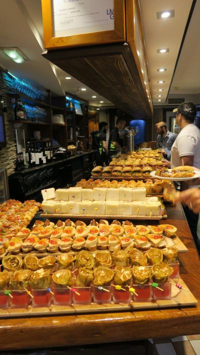 美食の街で食い倒れ in Hondarribia Ⅱ