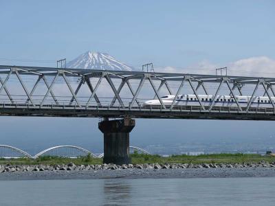 自転車でGO! 2020.05.22 =2.新富士川橋から自宅まで=