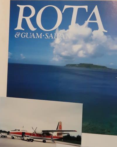 GUAM・ROTA 6日間 2/2 ロタ島2泊 ☆千本ヤシ林/テテトビーチ/旧日本軍砲台/サブマリーンも