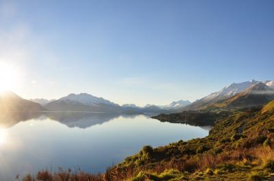 母と娘 ~NZ南島 湖求めて三千里~ 3日目