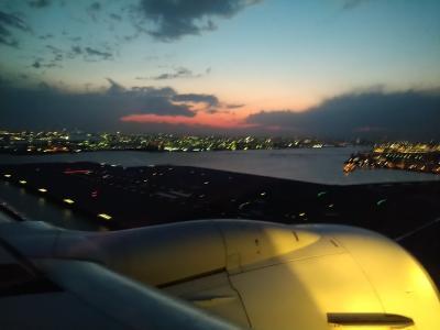 JL148便 青森(AOJ)→東京羽田(HND)搭乗記