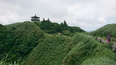 陽明山行旅-主峰七星山健行