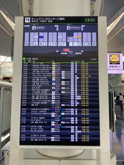緊急事態宣言解除後の羽田空港に自転車で行ってみた!
