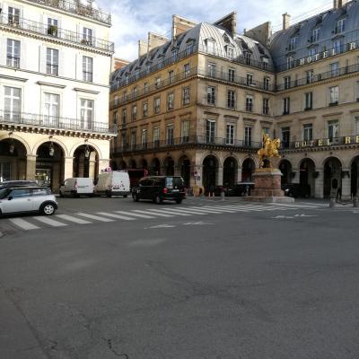 パリ  2020年2月  女性一人旅 後編