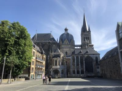 世界で最初の世界遺産!アーヘン大聖堂