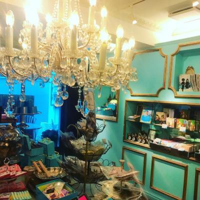 MarieBelle NEW YORK(マリベル ニューヨーク)お洒落なチョコレート屋さん♪