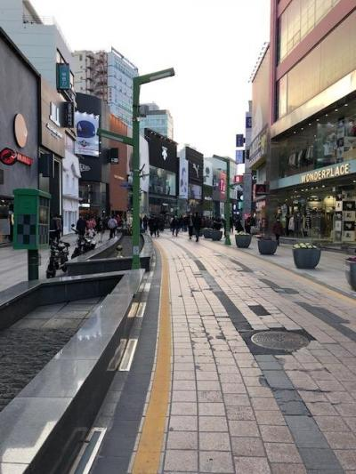 日本より進んでいると思った韓国