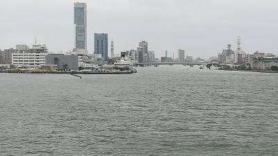 2018年東日本大遠征5日目(2018/11/30)初の新日本海フェリーで行く日本海新造船の旅