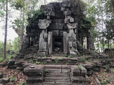 もう一つのバンテイアスレイ寺院