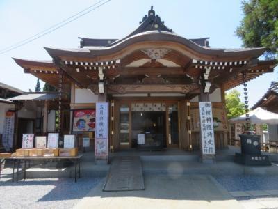 岩槻大戸の武蔵第六天神社で参拝・散策と川魚料理の沖田家で食事