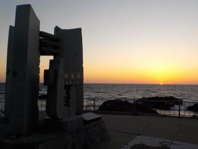 道北ドライブ旅。―前編。ついに解禁しちゃいます(^-^)v留萌の夕陽は最高!―