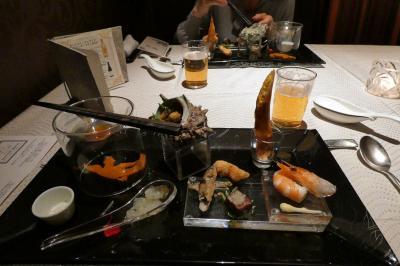 GW明けのエクシブ箱根離宮2泊 中国料理 翠陽のオーナー夕食1名無料特典の夕食