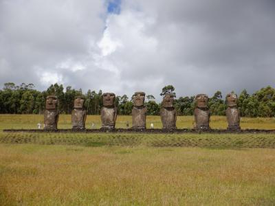 祝・フォートラ旅行記300冊☆1泊2日イースター島☆モアイがモアイでモアイな絶海の孤島