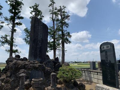国定忠治の墓