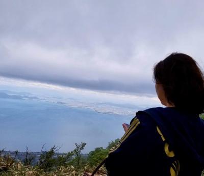 ☆月イチお出かけ:2020年5月②☆憧れの琵琶湖テラスへ☆