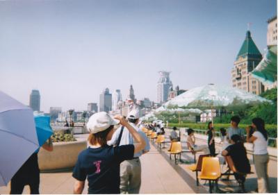 写真と記憶で辿る中国旅行 上海