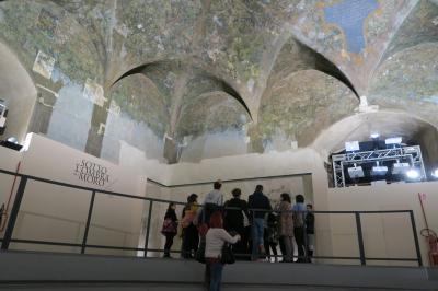 雨のミラノは美術館に行こう! スフォルツァ城内にある考古学博物館に感動!