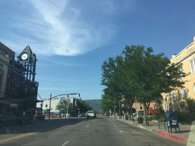 コロラド州 デュランゴ - ドライブの景色