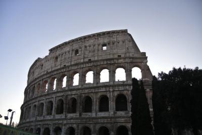 久々のパックツアーでイタリア旅行に行ってきました。ローマ編②