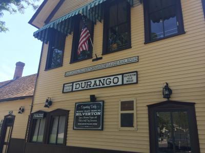 コロラド州 デュランゴ - デュランゴ駅