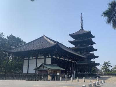 城下町旅ラン(21)奈良