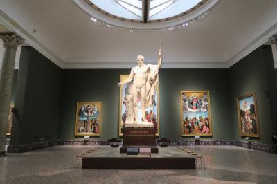 雨のミラノは美術館に行こう! ブレラ絵画館 前半