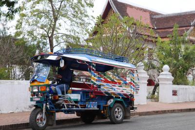 世界遺産ラオス ルアンパバーンを歩きつくす旅(2)