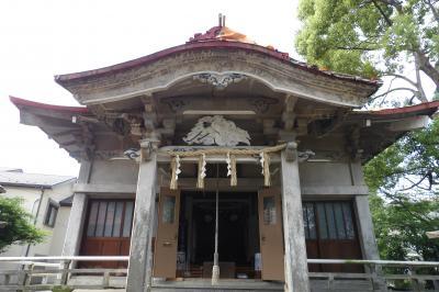 青木神社(横浜市港南区大久保2)