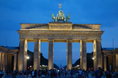初ベルリン