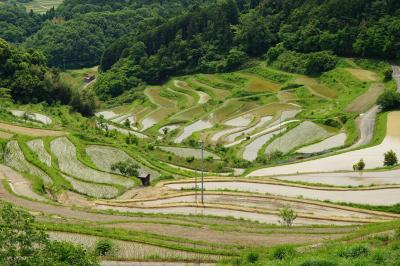 棚田、温泉、グルメに時々アート。近場で敢えて一泊、作州をドライブ
