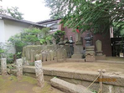 我孫子市の緑・大光寺・相馬霊場(42)・百庚申
