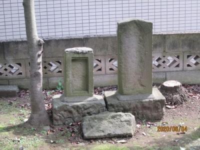 我孫子市の緑・八坂神社・石仏