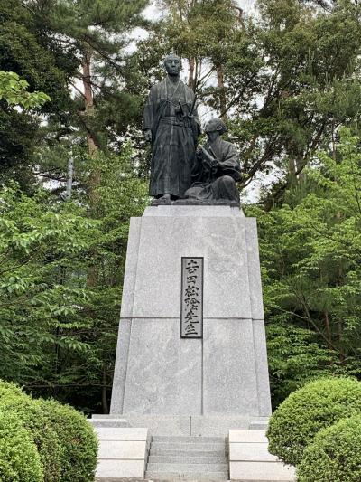 吉田松蔭の萩の街散策