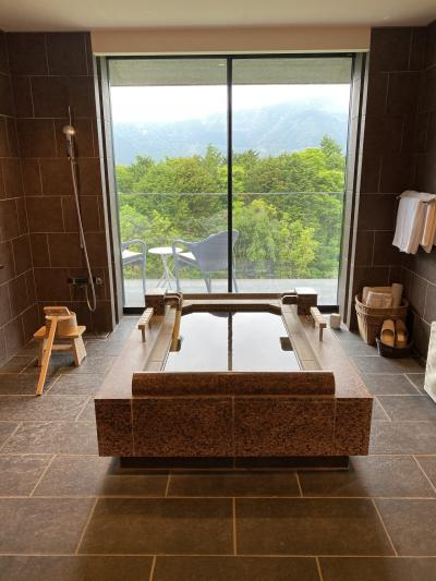 The Hiramatsu Hotels & Resorts 仙石原 宿泊記