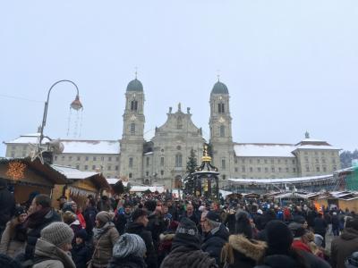 アインジーデルン(Einsiedeln) クリスマスマーケット
