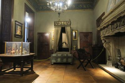 ミラノ最終日は雨! バガッティ・バルセッキ博物館で15世紀にタイムスリップ!