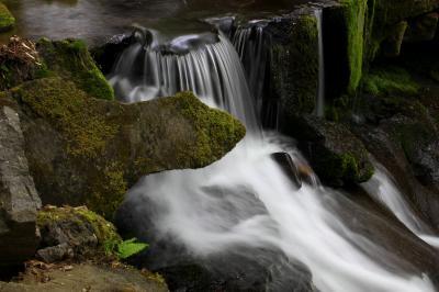 ◆新緑萌ゆる羽鳥湖高原~明神滝&立矢川の滝