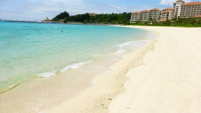 記念旅!沖縄本島4泊5日旅【ザ・ブセナテラス南側にある部瀬名ビーチ編】
