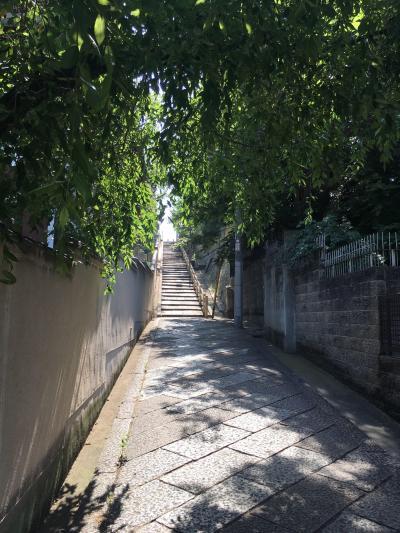 大阪下寺町旧跡めぐり~朝のミニさんぽ