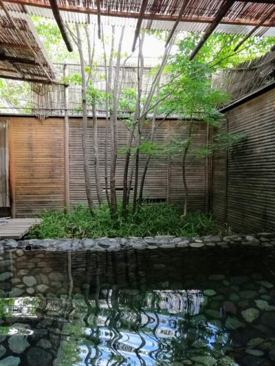 松本市美ヶ原温泉で至福の時を味わう。