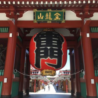 浅草 天丼の旅 ー表浅草テイクアウト編  2020.05・06