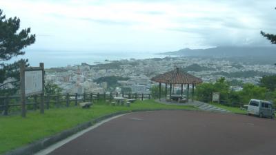 記念旅!沖縄本島4泊5日旅【名護中央公園 天上展望台編】