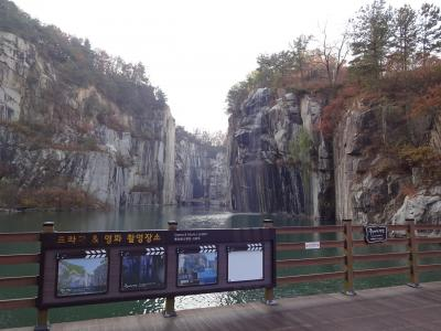 2019韓国半周バスの旅 京畿道 抱川~原州