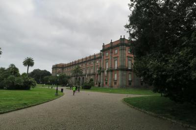 シニア夫婦の欧州5カ国ゆっくり旅行30日 (18)ナポリでカポディモンテ美術館とサン.マルティーノ博物館を訪問しました(3月16日)